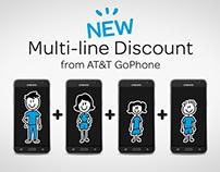 Multi-Line Campaign
