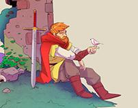 Knights doing Knight stuff