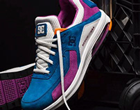 "DC SHOES ""VANDIUM"""