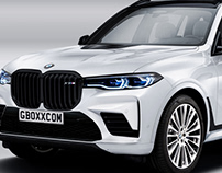 2019 BMW X7M