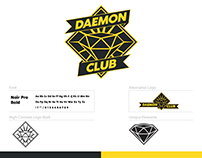 Identity design for Competitive Online Game