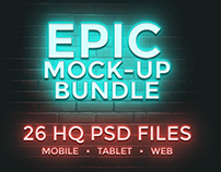 EPIC MOCK-UP BUNDLE FREE