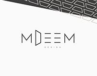 هُوية مديم | MDEEM Brand