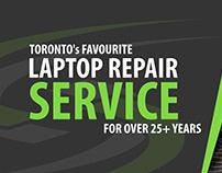 Onsite Laptop Repair Greater Noida- Services