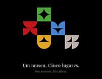 Universo Gráfico para a marca Museu de Lisboa — EGEAC