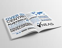 NEAS Study Travel Magazine Ad
