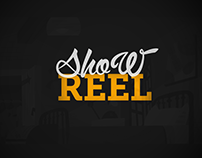 Motion Showreel - 2015