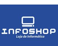 Inforshop Logotype