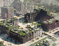 "Residential complex ""Düsseldorf"" in Königsberg"
