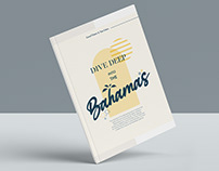 Bahamas Travel Brochure
