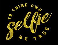 To Thine Own Selfie Be True