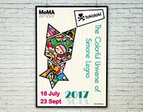 Proyecto Carteleria Tokidoki expo MOMA