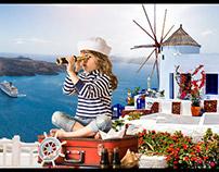 Yunan Adalarına gidiyoruz