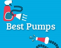 Best Pressure Washer Pumps Banner Design