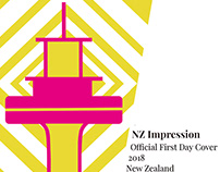 New Zealand Stamps Design