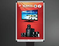 Elekta Electronics & Home Appliances Branding