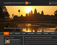 Angkor Photography Guide Project