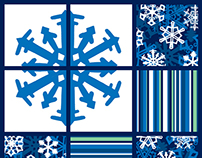 Snowflake Tile Boards