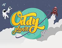 Oddy Planet