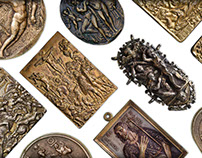 HISTORICAL MEDALS & PLAQUETTES