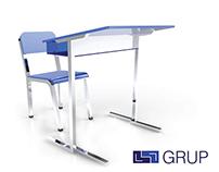 Grup - Mobiliário Escolar