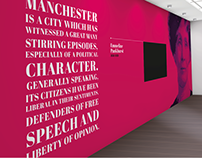 EventCity Office Wall Graphics
