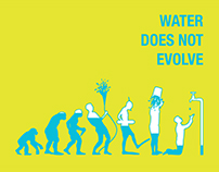 Water Does Not Evolve.