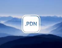 Paint.NET website redesign