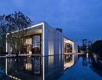 Fuzhou Finance Special Zone Sales Center by Li Yizhong