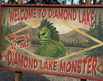 GRIMM Diamond Lake Monster