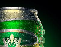 Cristal   Full CGI Packshot