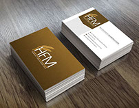 HFM Business Card