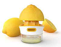 Mini Lemon Juicer