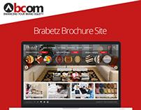 Brabetz Brochure Site