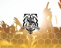 """Honey Branding """"Forest Mel Sumbawa"""""""