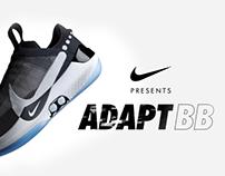 Nike - A way to change your rhythm.