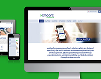 emCarePro Website