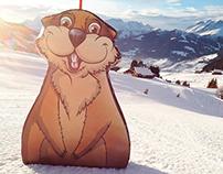 La marmotte de Saint Gervais