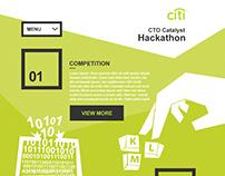 """Citi - """"Hackathon"""" - Propuesta"""