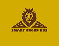 Logo for construction company