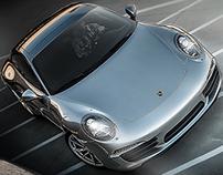 Pristine Porsche 911