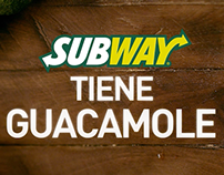 Subway - Guacamole - TV & RADIO - Spanish