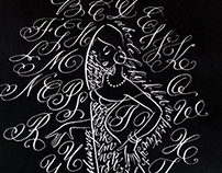 Draw-lettering