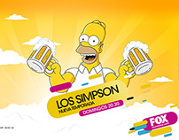 Los Simpson - Spot FOX