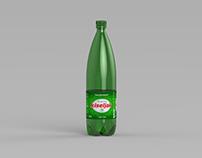 Sarajevski Kiseljak PET Bottles