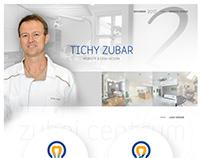 Tichy zubar website