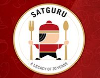 The Satguru App UI/UX