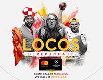 MasterCard - LOCOS DE REPECHAJE - WEB SERIES