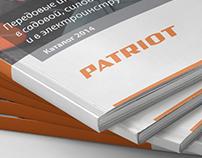 Catalogue for Patriot