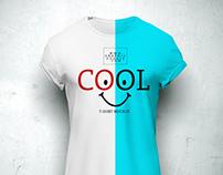45+ Best T-shirt PSD Mockup Templates